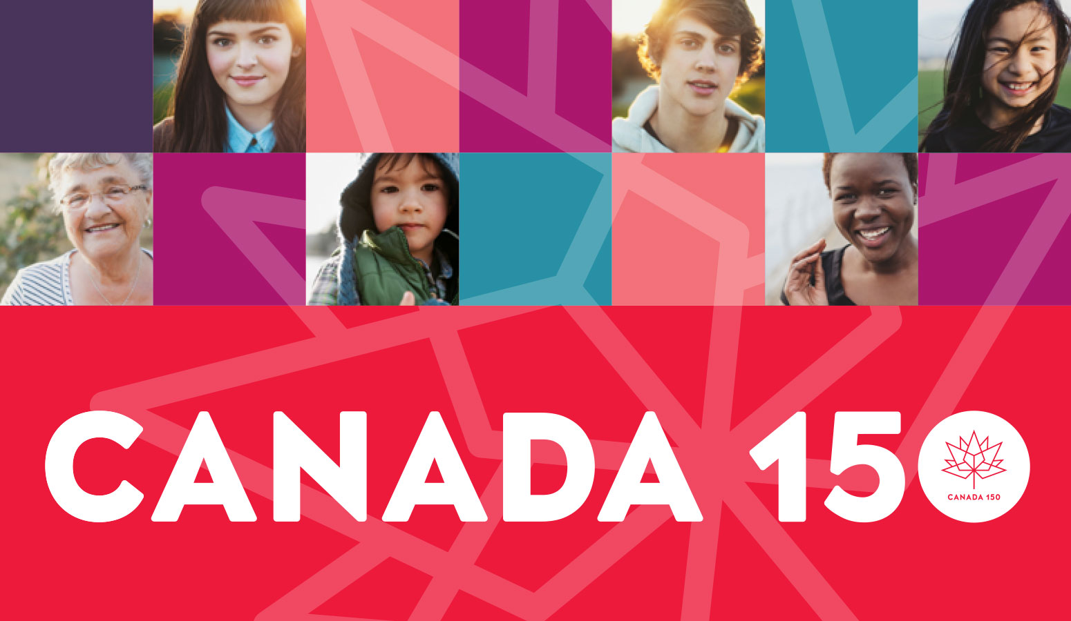 Canada 150 Photo Mosaic